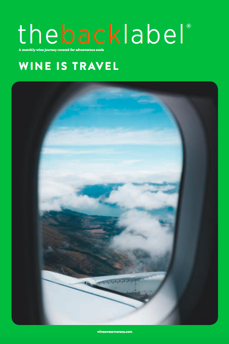 Wine is Travel