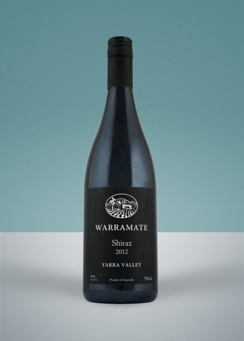 2012 Warramate Shiraz