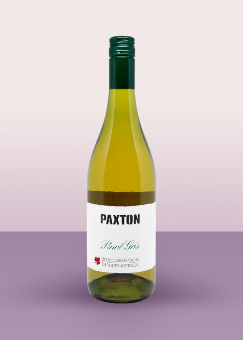 2014 Paxton, Pinot Gris