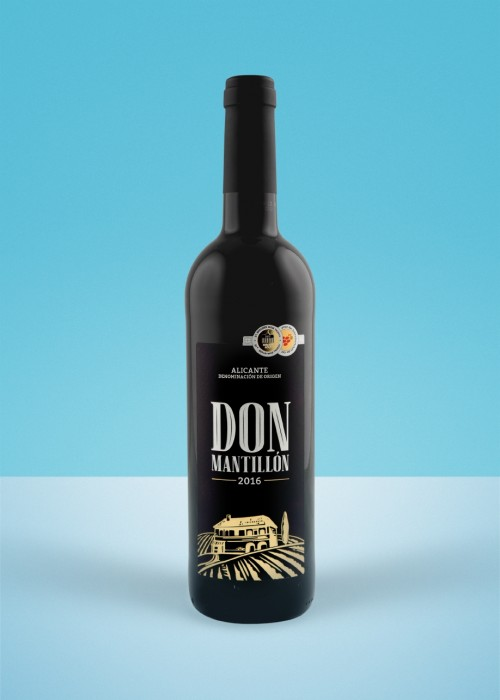 2016 Don Matillon, Red Wine