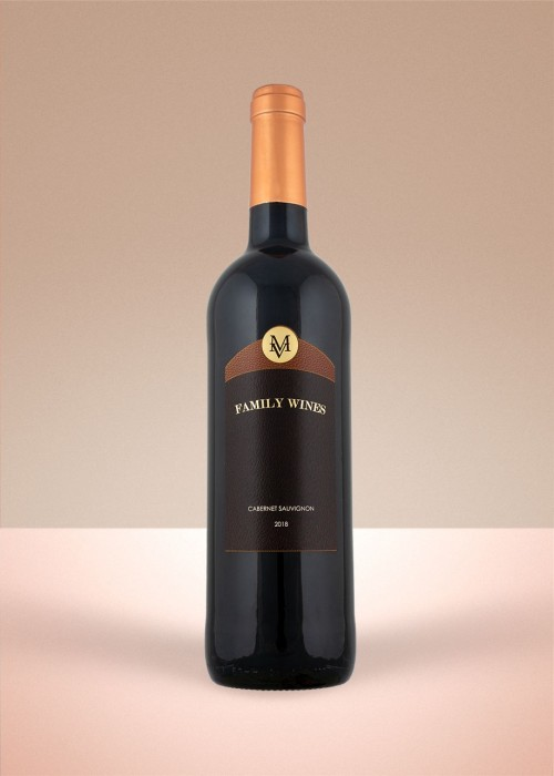 2018 MV Family Wines Cabernet Sauvignon