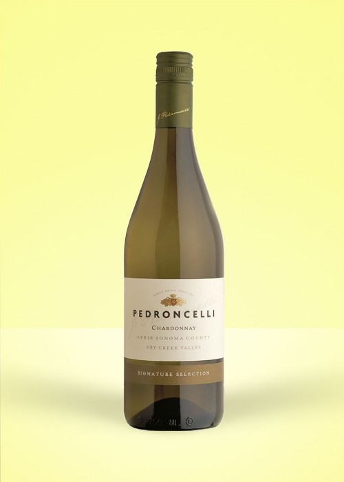 2018 Pedroncelli Dry Creek Valley Chardonnay Signature Selection