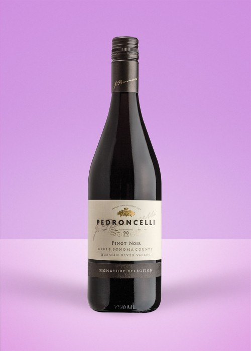 2018 Pedroncelli Russian River Valley Pinot Noir Signature Selection