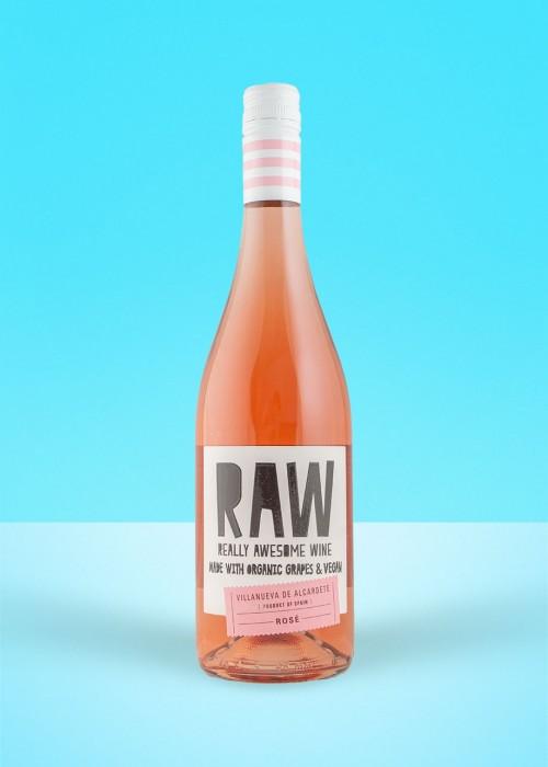 2020 RAW Rosé