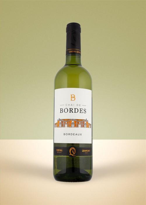 2019 Chai de Bordes Bordeaux Blanc