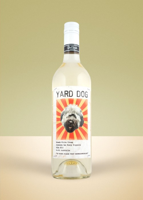 2019 Yard Dog White Blend