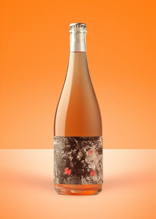 "2020 Gonc ""Canvas"" Pet-Nat Sparkling Rosé"