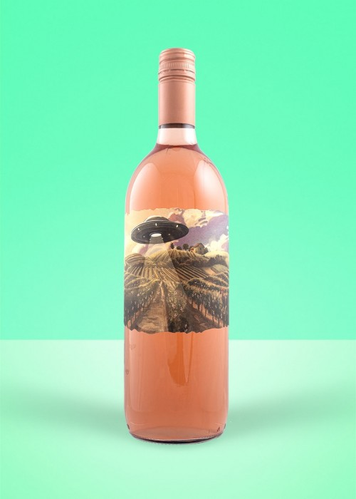 2020 Grape Abduction Rosé