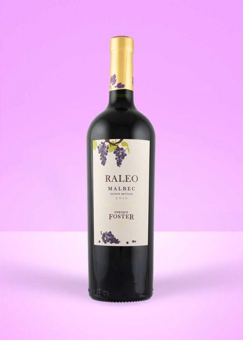 """2010 Enrique Foster """"Raleo"""" Malbec"""