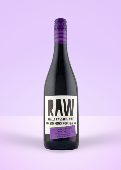 2018 RAW Red Blend