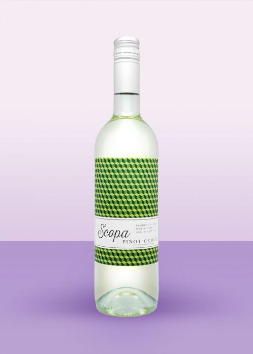 2015 Scopa Pinot Grigio