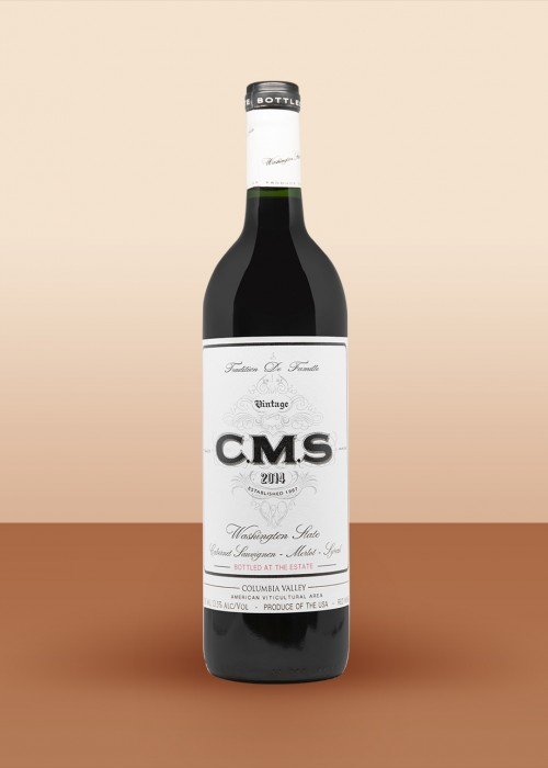 2014 Hedges Family Estate, CMS Red