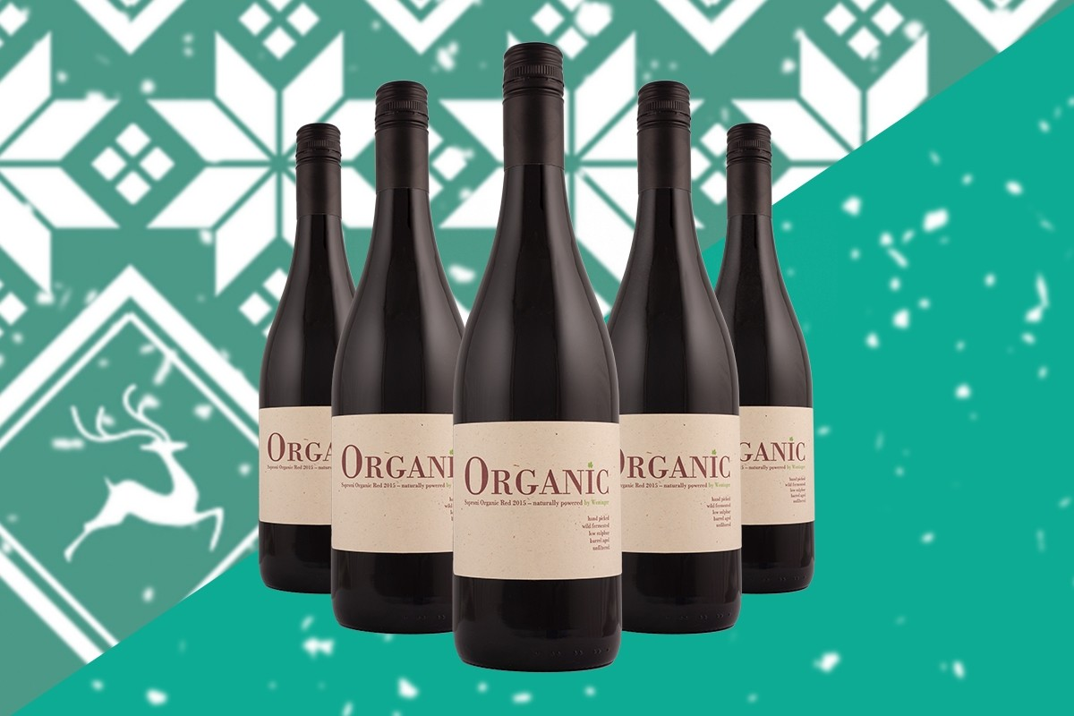 2015 Weninger Organic Red 12-Pack