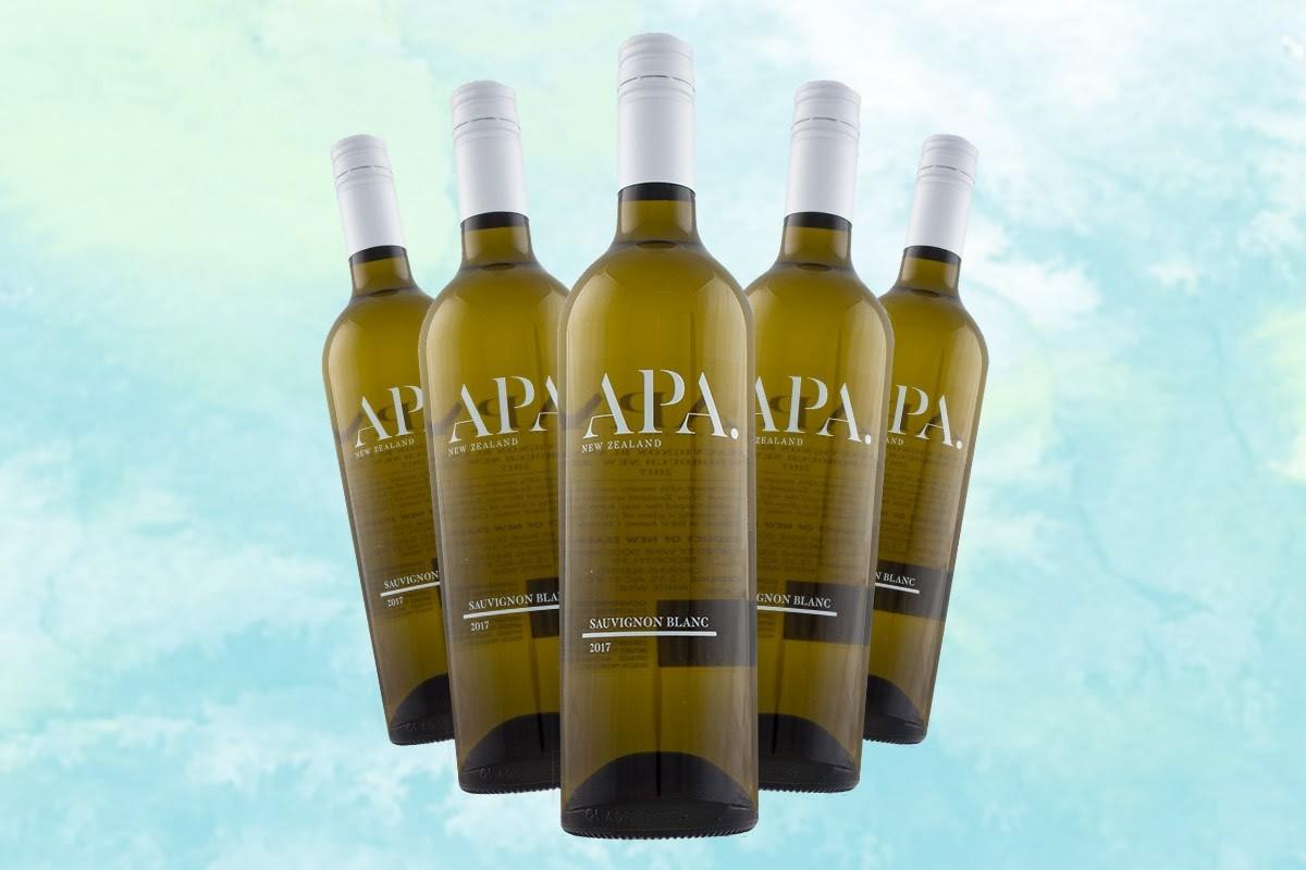 2017 APA. Sauvignon Blanc 12-Pack