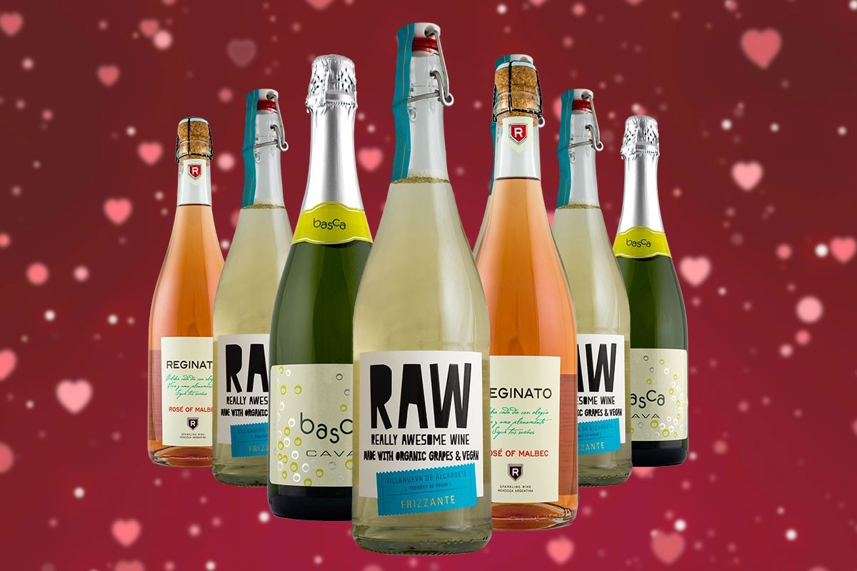 Cupid's Sparkling Wine 3-Pack