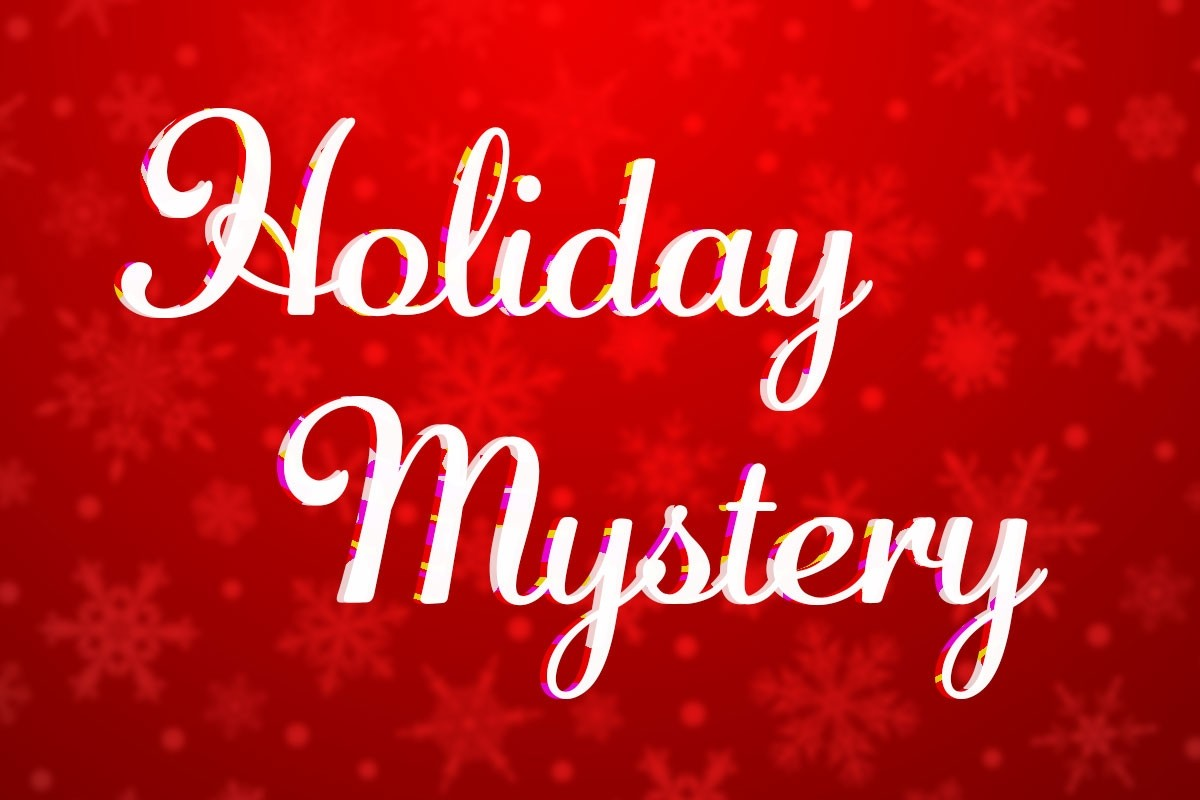 Holiday Mystery Case