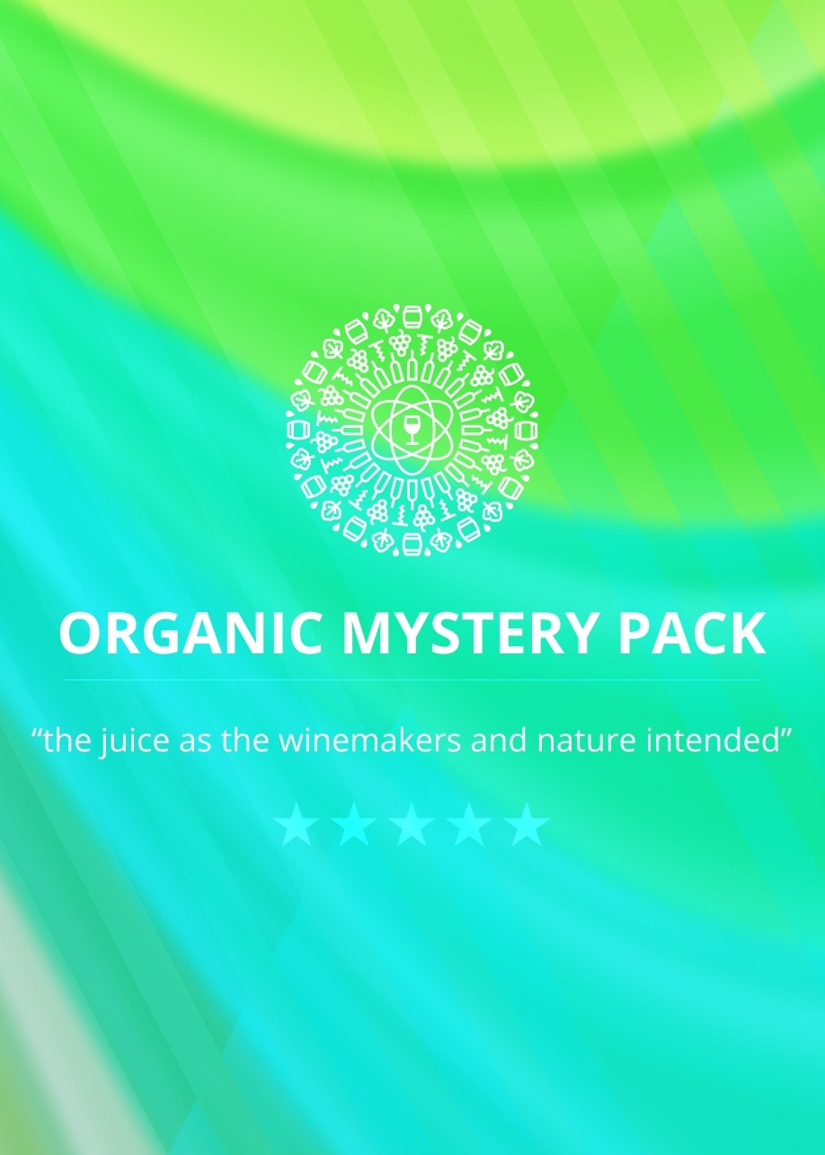Organic Mystery 3-Pack