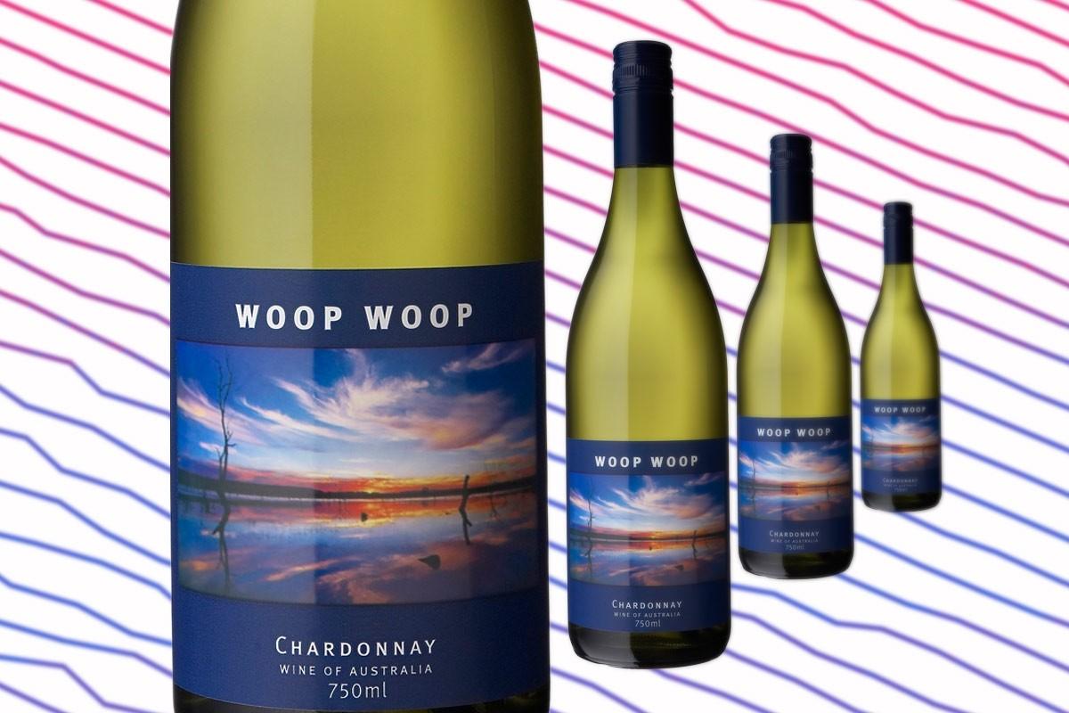 2019 Woop Woop Chardonnay 12-Pack