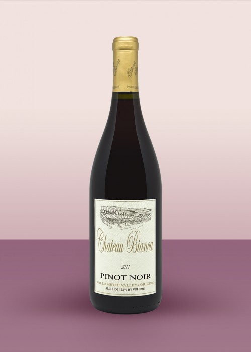 2011 Chateau Bianca, Willamette Valley, Pinot Noir