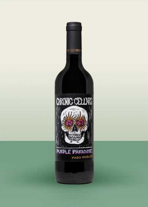 2014 Chronic Cellars, Purple Paradise