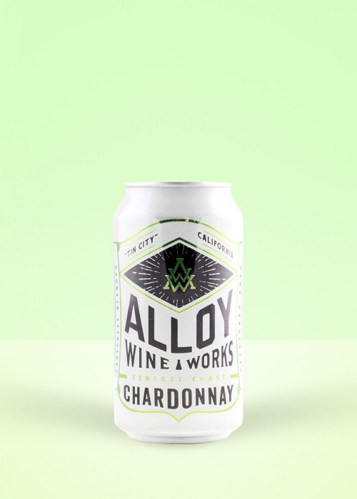 2016 Alloy Wine Works Chardonnay (min qty: 2)