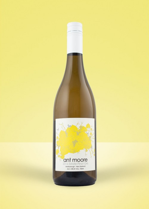 2016 Ant Moore Estate Pinot Gris