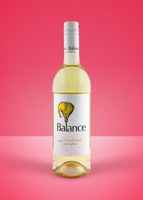 2017 Balance, Chardonnay