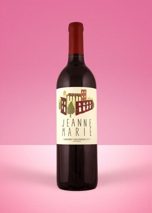 2017 Jeanne Marie Cabernet Sauvignon