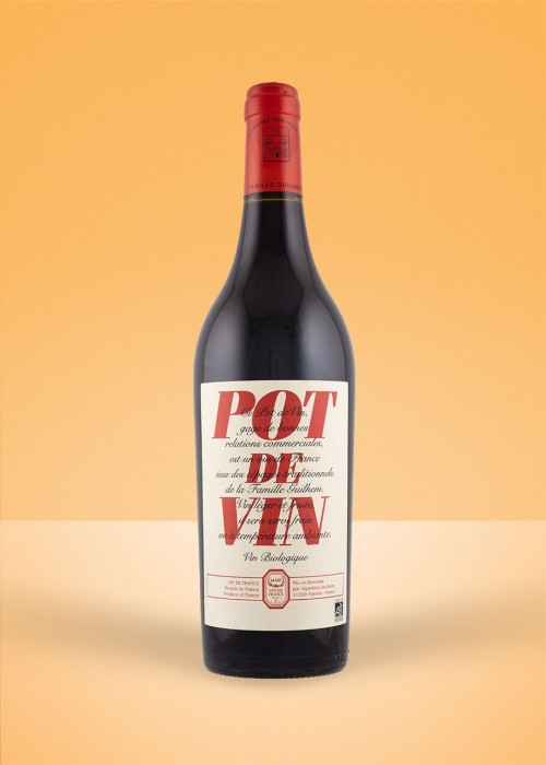 "2019 Chateau Guilhem ""Pot de Vin"" Merlot"