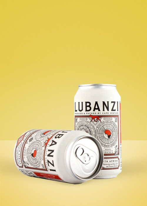 2018 Lubanzi Red Blend (2-pack)