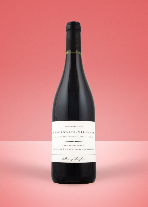 2018 Marine Descombe Beaujolais-Villages