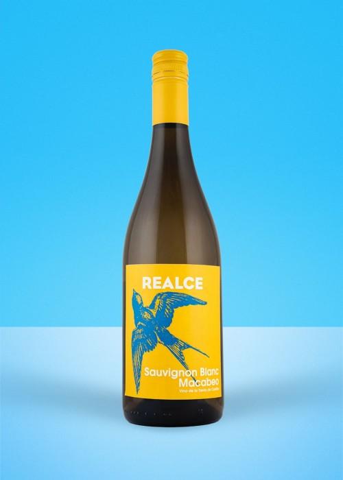 2019 Realce Sauvignon Blanc-Macabeo