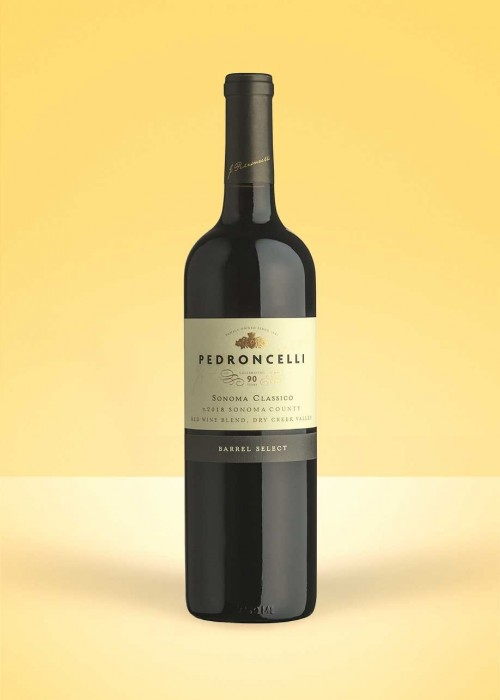 2018 Pedroncelli Dry Creek Valley Sonoma Classico Red