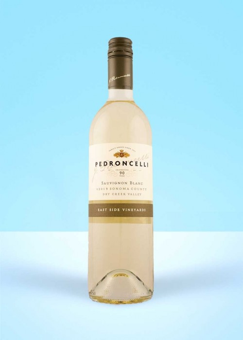 2019 Pedroncelli Dry Creek Valley, East Side Vineyards, Sauvignon Blanc