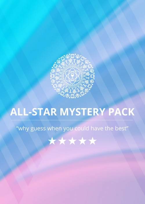 All-Star Mystery 3-Pack