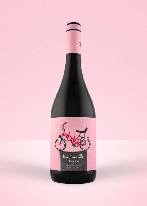 2017 Be Bike Tempranillo