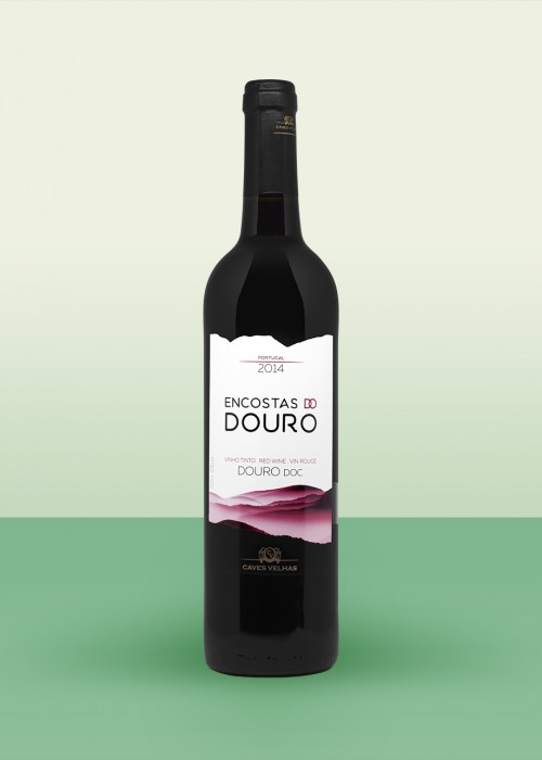 2014 Caves Velhas, Encostas do Douro, Red Blend