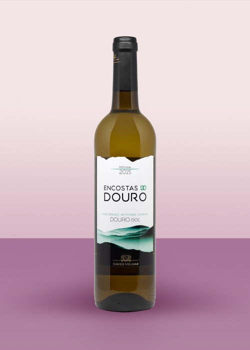 2015 Caves Velhas, Encostas do Douro, White Blend