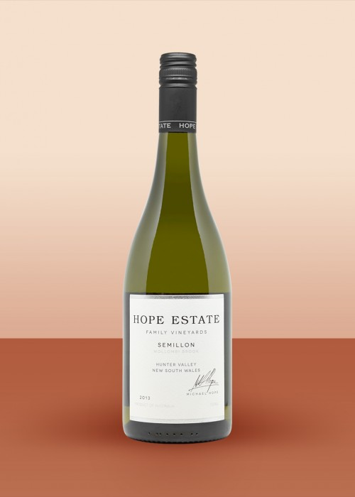 "2013 Hope Estate ""Wollombi Brook,"" Semillon"