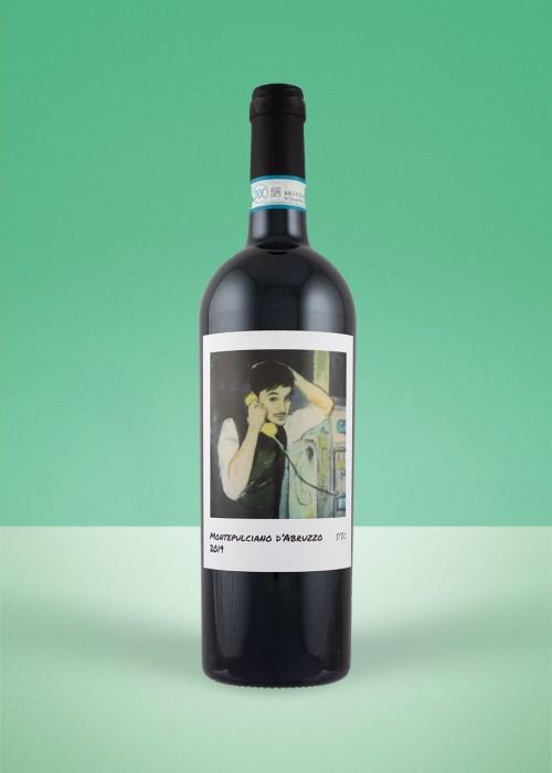 2019 Italia Foto Wine Co. Montepulciano d'Abruzzo DOC