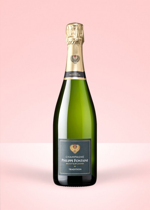 Philippe Fontaine Champagne Brut Tradition