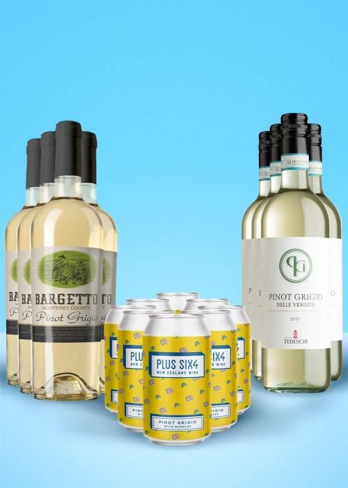 Pinot Grigio Split 12-Pack