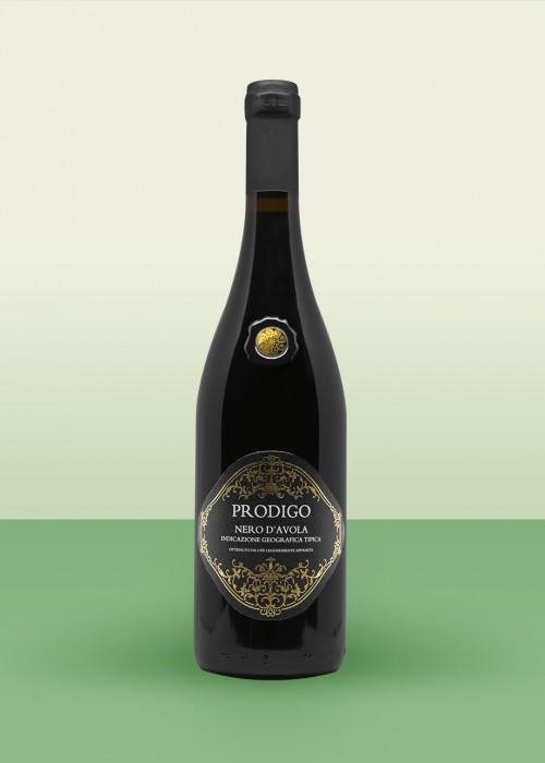 2015 Prodigo Nero d' Avola