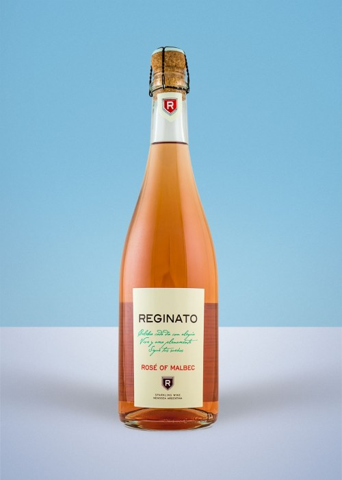 Reginato Sparkling Rosé of Malbec NV