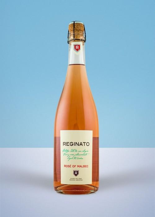 Reginato Sparkling Rosé of Malbec NV