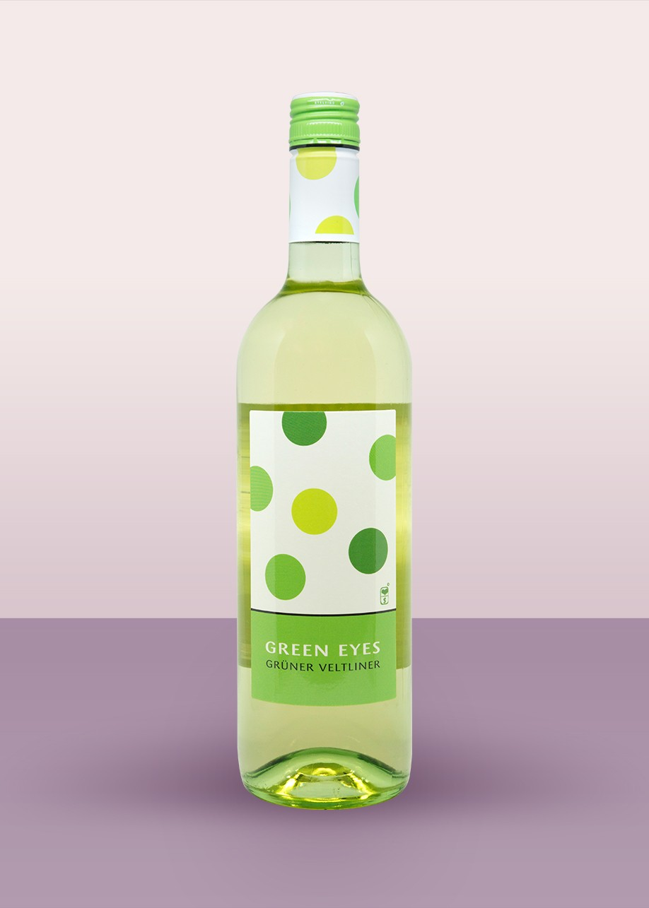 2015 Love Over Money, Green Eyes, Grüner Veltliner