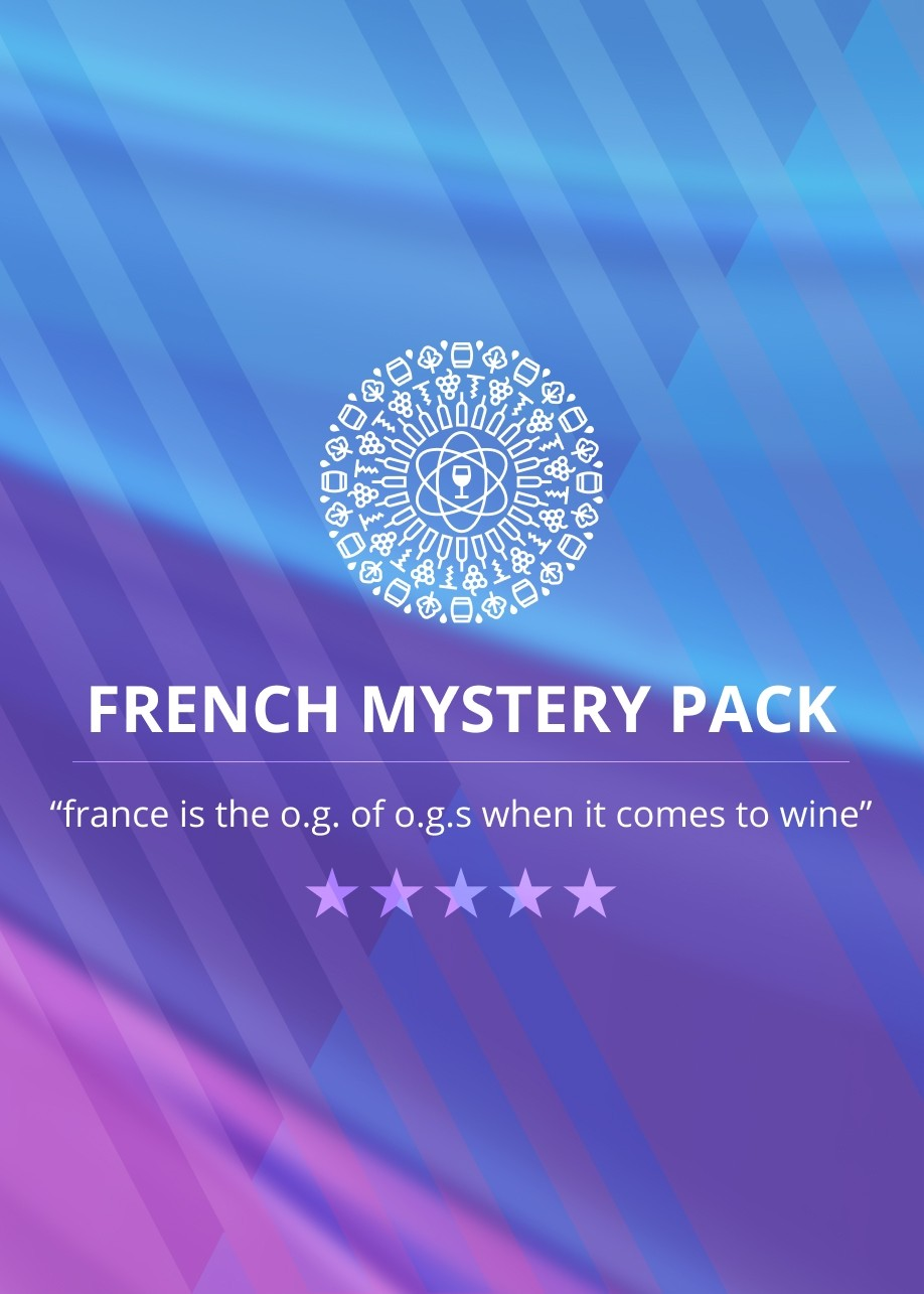 French Mystery 3-Pack
