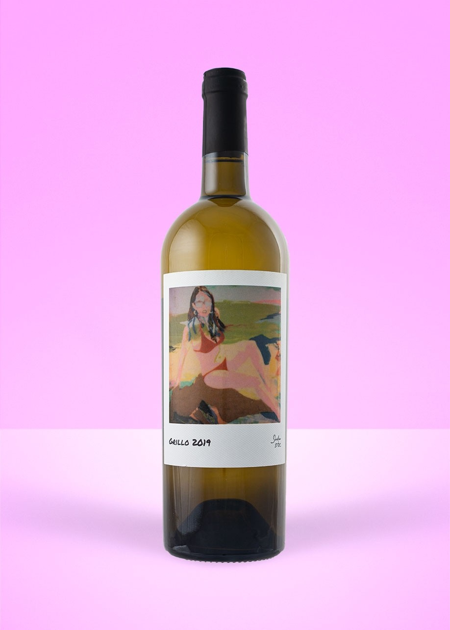 2019 Italia Foto Wine Co. Grillo