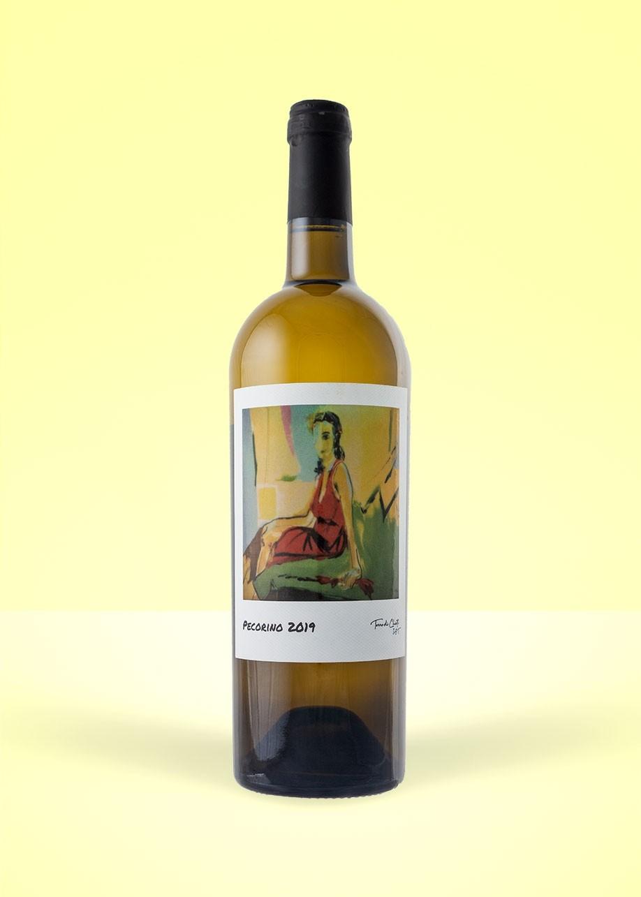 2019 Italia Foto Wine Co. Pecorino