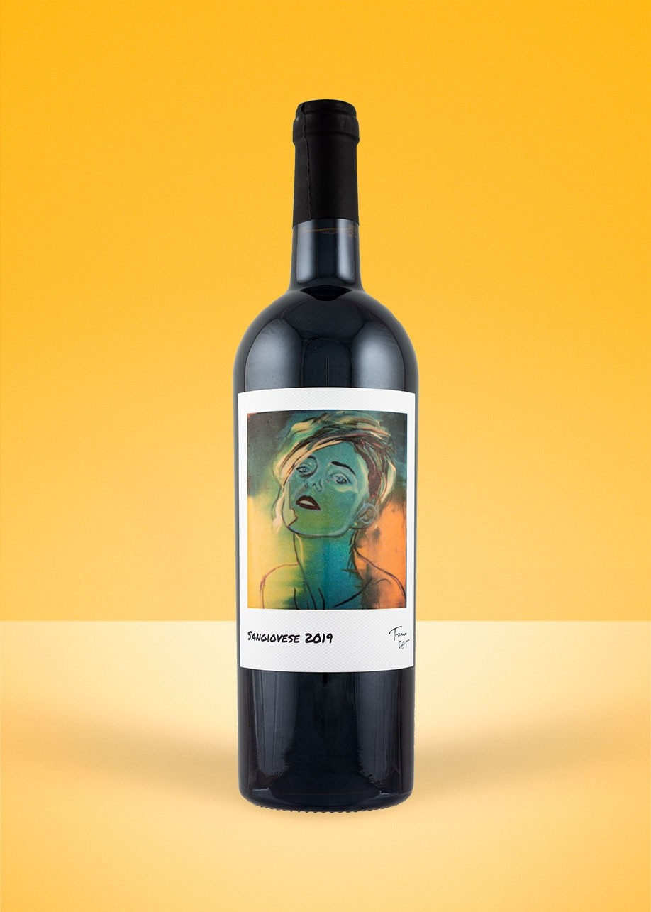2019 Italia Foto Wine Co. Sangiovese